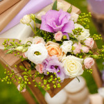Wedding decoration rustic style marriage day decor flowers
